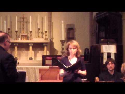 """Er segnet, die den Herrn furchten"", Cantata 196, J.S. Bach"