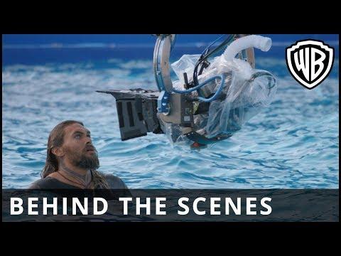 AQUAMAN – Behind the Scenes – Warner Bros UK