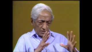 J. Krishnamurti - San Diego 1974 - Conversation 16 - Religion, authority and education - Part 2