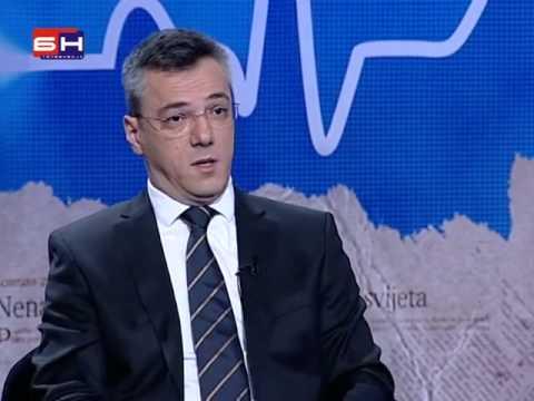 Ognjen Tadic u emisiji Puls