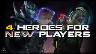 The 4 Heroes Every New Dota Player Should Learn How to Play