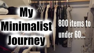 Minimalist Journey | Style, Purge, Shop