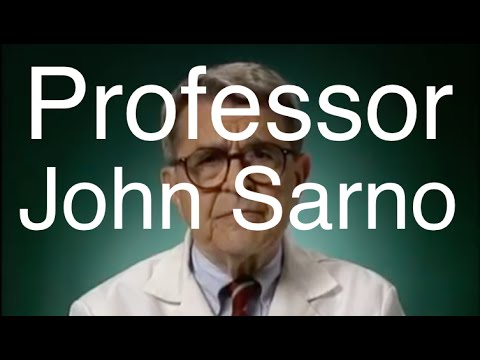 Documentary 'All The Rage' Dr. John Sarno