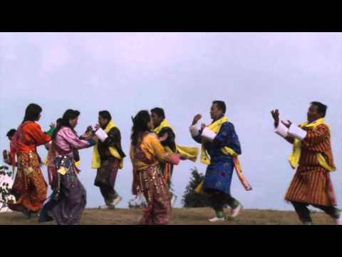 Bhutanese Song: Gung Sang Gi Thoenpo video