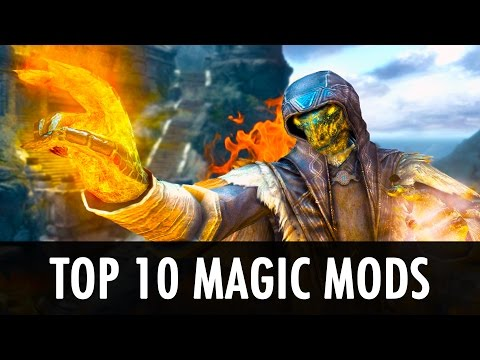 Skyrim: Top 10 Magic Mods