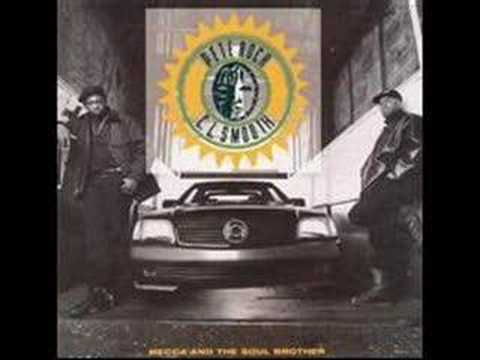 Pete Rock & CL Smooth - Ghettos of the mind