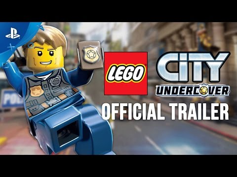 LEGO CITY Undercover - Official Trailer | PS4