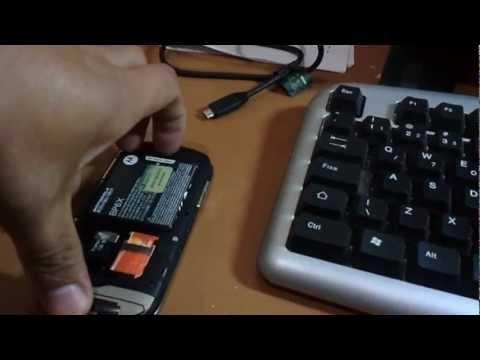 Como atualizar o Android do Motorola Quench