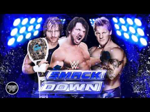 2016: WWE Thursday Night Smackdown Official Theme Song -