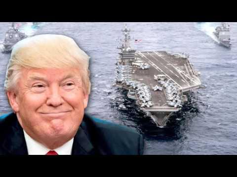 WW3 Breaking News: U.S.A Ready To Strike North Korea After North ICBM Test Says Trump