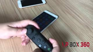 Bluetooth VR Gamepad iOS and Android Remote Controller