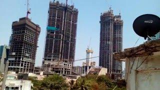 Mumbai City 2016 Emerging skyline : Skyscrapper Emerging