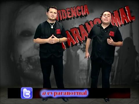 EVIDENCIA PARANORMAL FANTASMA CEMENTERIO CANCUN