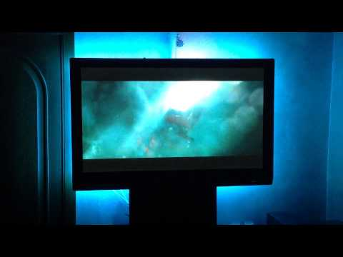 Ambilight from any video source with a Raspberry part 3
