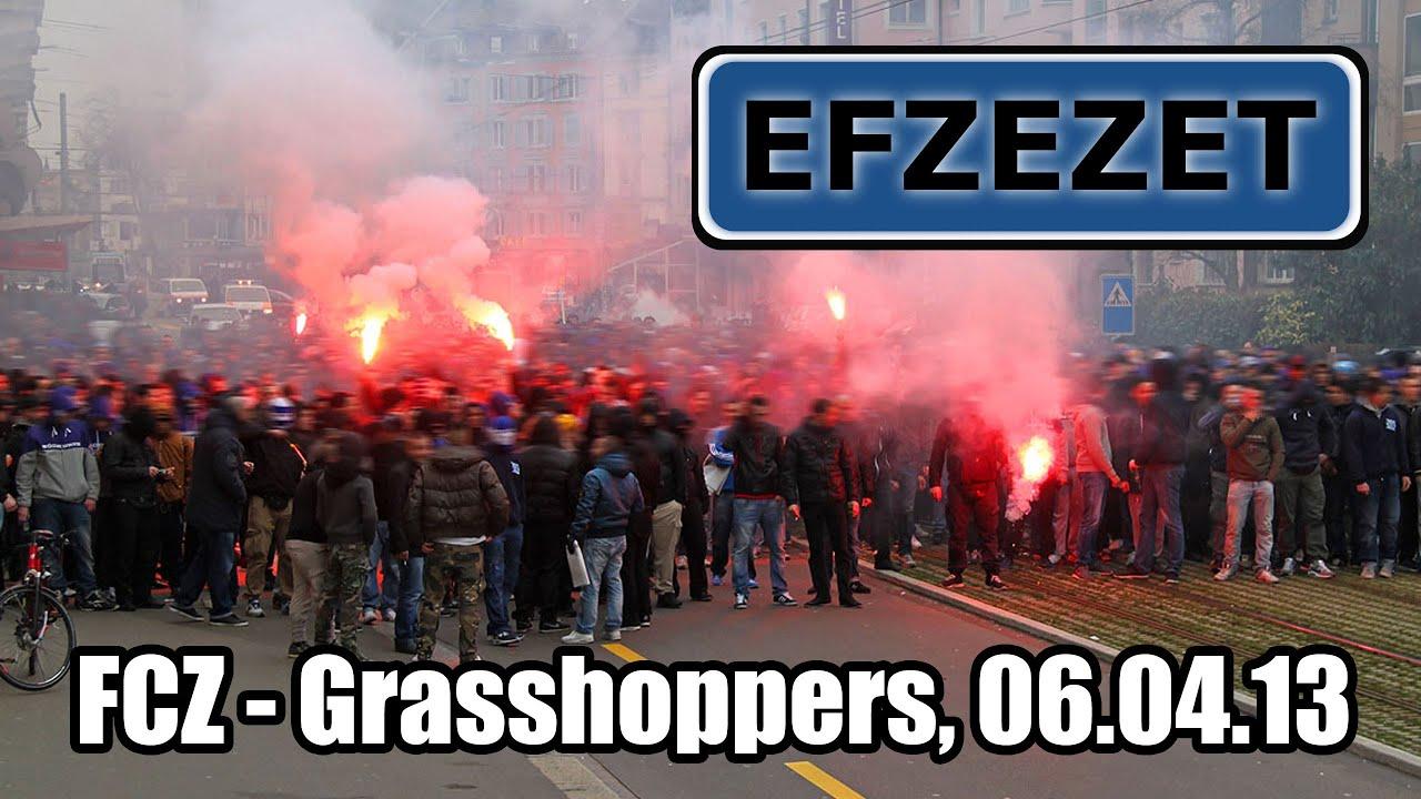 FCZ - Grasshoppers, öppis grössers gits nöd - YouTube
