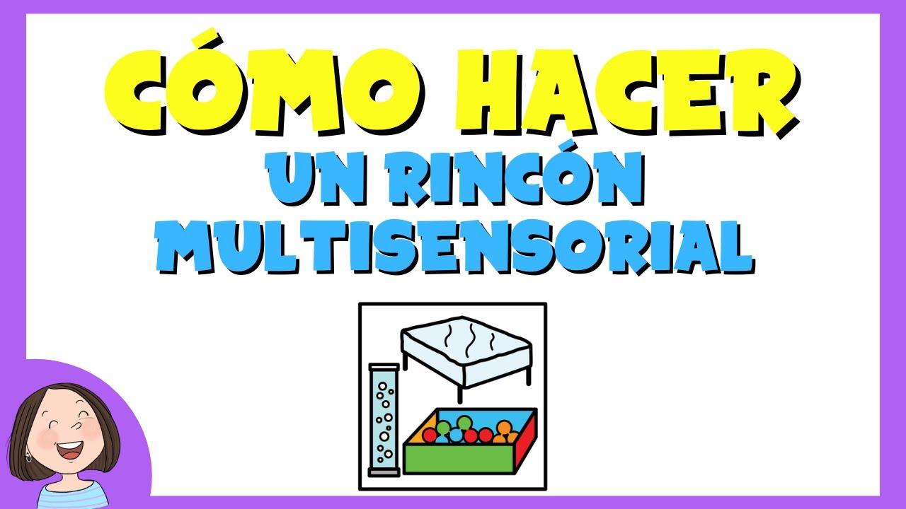Como hacer un rincon de estimulacion multisensorial youtube for Actividades para jardin maternal sala de 2