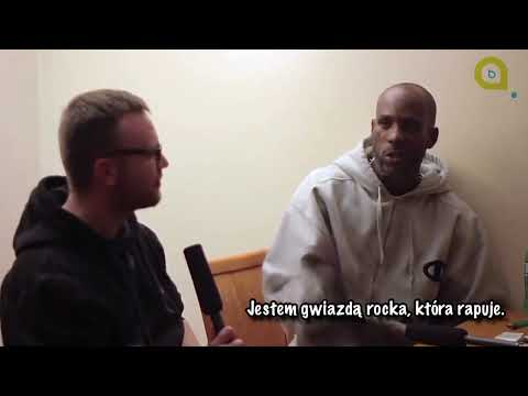 Dmx Shows His Book Of Rhymes - Exclusive Interview video
