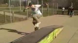 Meadville Skate Video
