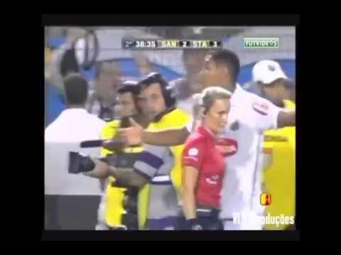 Paulo Henrique Ganso   Gênio do Santos FC