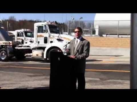 Ohio Opens Liquefied Natural Gas Station