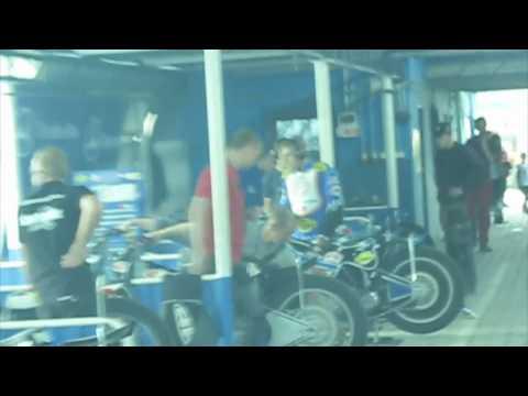 Ostrovia Żużel - Od środka ;-) (Speedway In Ostrovia)