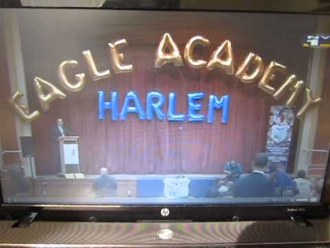 Eagle Academy for Young Men of Harlem Grand Opening 9-23-13