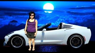 Hmong Girl Corvette Owner