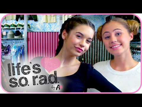 Vintage Shopping w/ MakeupByMandy24 & Lia Marie Johnson | Life's S.o. R.a.d. Ep. 2