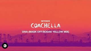 Beyoncé - Diva (Mask Off/Bodak Yellow Mix) [Coachella Concept]
