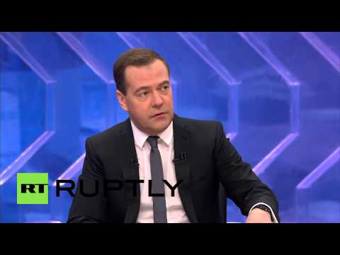 Russia: 'Ruble is undervalued, will soon strengthen' - PM Medvedev