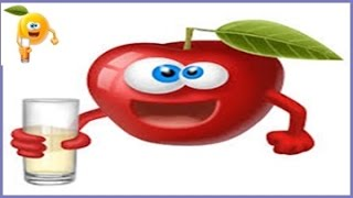 Funny Fruit Educational Activity for child ( nursery )
