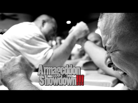 Huey\'s Pub ARMAGEDDON SHOWDOWN teaser trailer