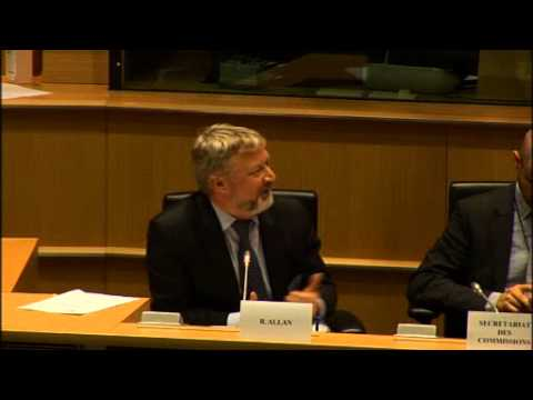 European Parliament - Inquiry into NSA/PRISM with Microsoft, Google and Facebook