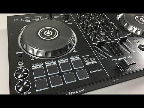 Review: Pioneer DJ DDJ-RB Controller