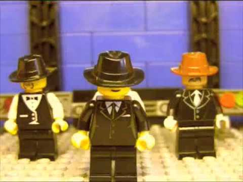 how to make a lego michael jackson