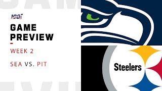 Seattle Seahawks vs. Pittsburgh Steelers Week 2 NFL Game Preview