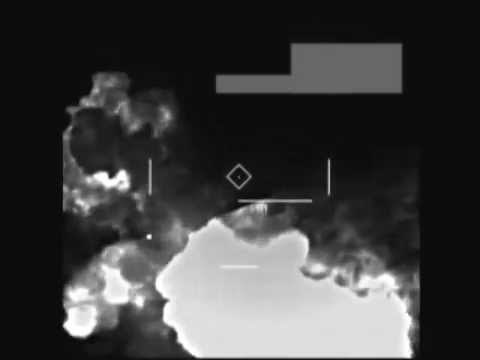 Airstrike against an ISIL Ammunition Bunker, Nov. 19, near Bayji, Iraq