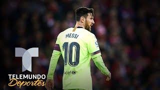 Messi está a punto de batir un récord que haría llorar al Barcelona | La Liga | Telemundo Deportes