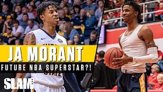 Is JA MORANT the NEXT MID-MAJOR SUPERSTAR?! 🤯 Pre-NBA Draft Highlights!