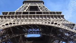 Explore Paris, France. Eiffel Tower