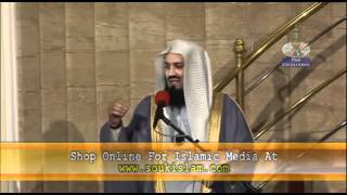 Video: Moses, Ezra, Ezekiel, Joshua, David - Mufti Menk 1/2