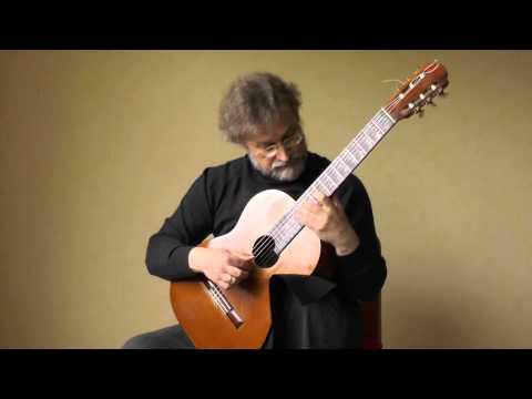 Исаак Альбенис - Pavana Capricho Op 12