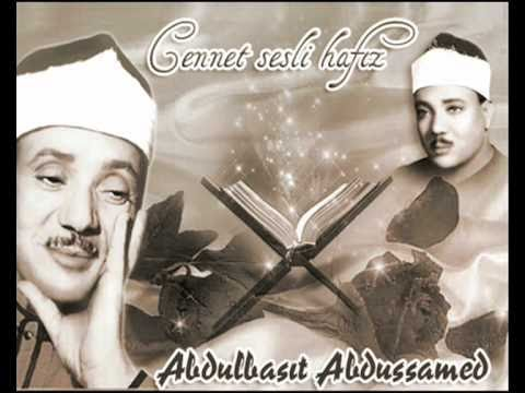Abdulbast Abdussamed Mehur Hakka Suresi