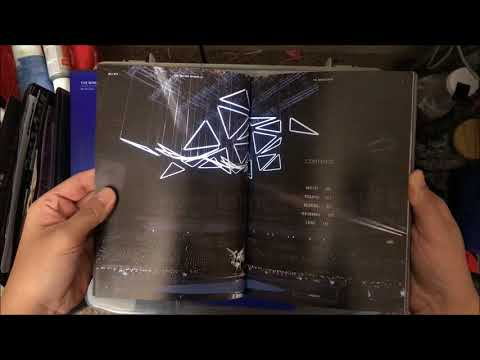 The Wings Tour in Seoul Regular DVD Unboxing