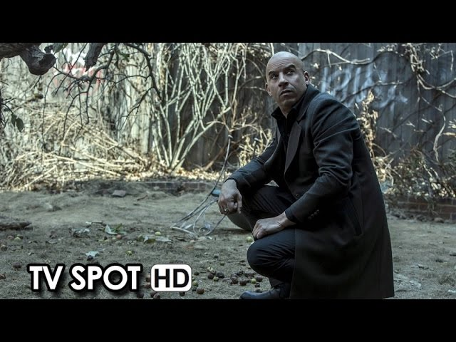 The Last Witch Hunter TV Spot 'Powerful' (2015) - Vin Diesel [HD]