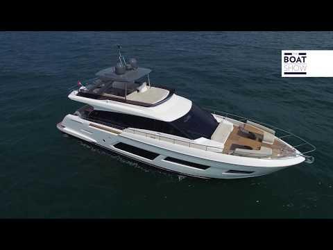 [ITA] FERRETTI 670  - The Boat Show