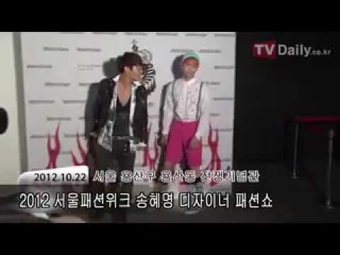 [TV DAILY] I2IO22 Jonghyun & Key Seoul Fashion Week Preview