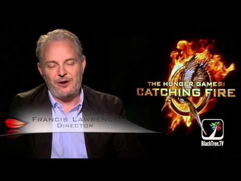 The Hunger Games Catching Fire Director Francis Lawrence Interview