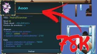 Transformice - Aeon 78.000 Firsts! | +100 Ratos [RETURNS?]