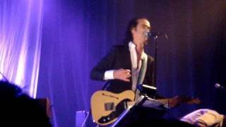 Watch Nick Cave & The Bad Seeds Dig Lazarus Dig video